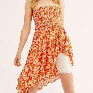 Free People Coast To Coast Convertible Tunic Dress